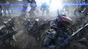 Mon armée de robots