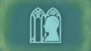 Confessionnal gothique