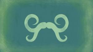 Moustache fantasque