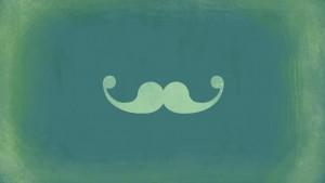 Moustache royale