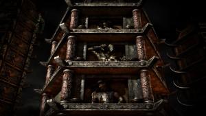Guerrier de la tour