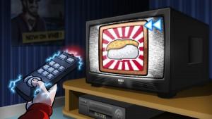 Sushi de Calamar pour le Dîner !
