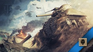 C'est ça World of Tanks