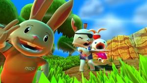 I see dead bunnies…