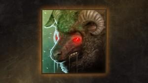 Gare ou mouton!