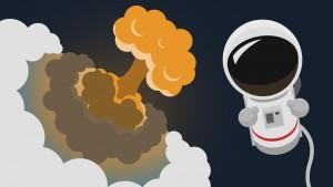 Atomisation en orbite