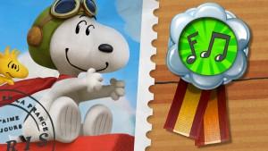 Snoopy, reviens !