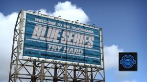 Stadium bleu terminé