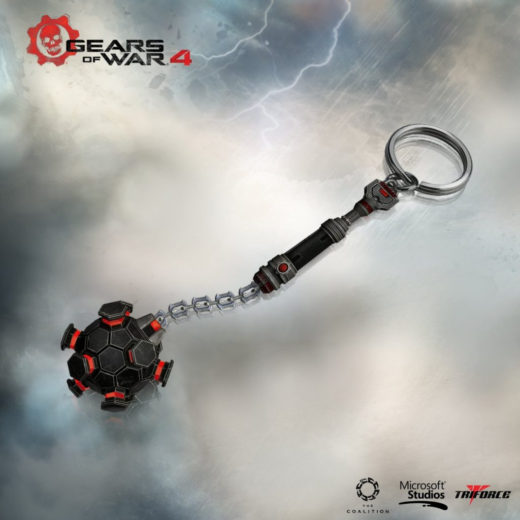 GOW4 Collector 3