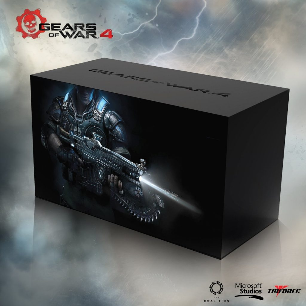 GOW4 Collector 4