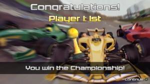 Win the Chanpionship!