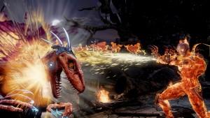 Cinder sparring-partner