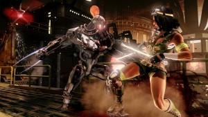 Fulgore sparring-partner