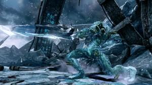 Glacius sparring-partner