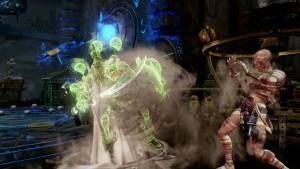 Kan-Ra sparring-partner