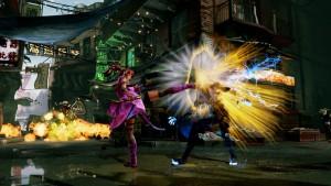 Kim Wu sparring-partner
