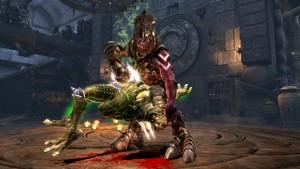 L'Arbiter sparring-partner
