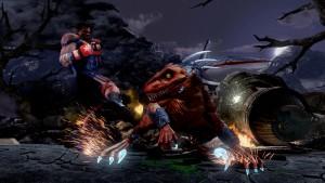 Riptor sparring-partner