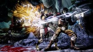Thunder sparring-partner