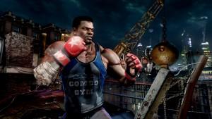 TJ Combo sparring-partner