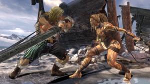 Tusk sparring-partner