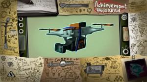 Vainqueur des Quadrocopters