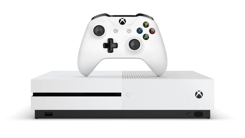 Xbox One S ban