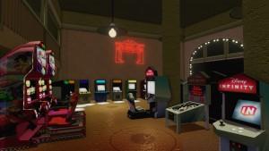 As de l'arcade