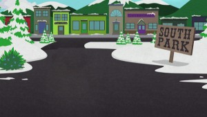 Premier jour à South Park