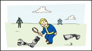 Chasseur de robot