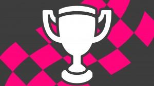 Champion en dash