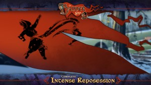 Intense Repossession