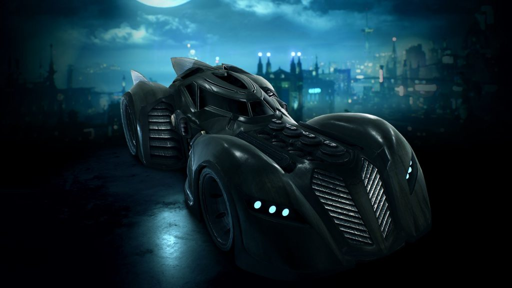 Batmobile : Arkham original