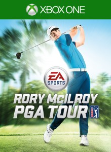 EA Sports Rory McIlroy PGA Tour Golf