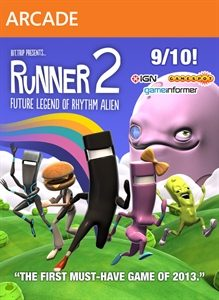 Runner2: Future Legend of Rhyth
