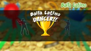 Baila Latino Dancer
