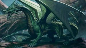 Quatre dragons morts !