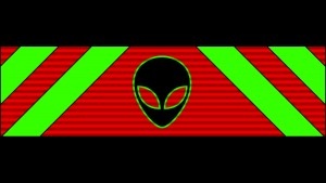 Alien in the Attic