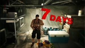 Survivant 7 jours