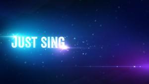 Bienvenue dans Just Sing