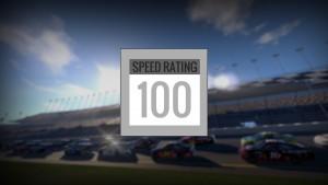 Racing At 100%