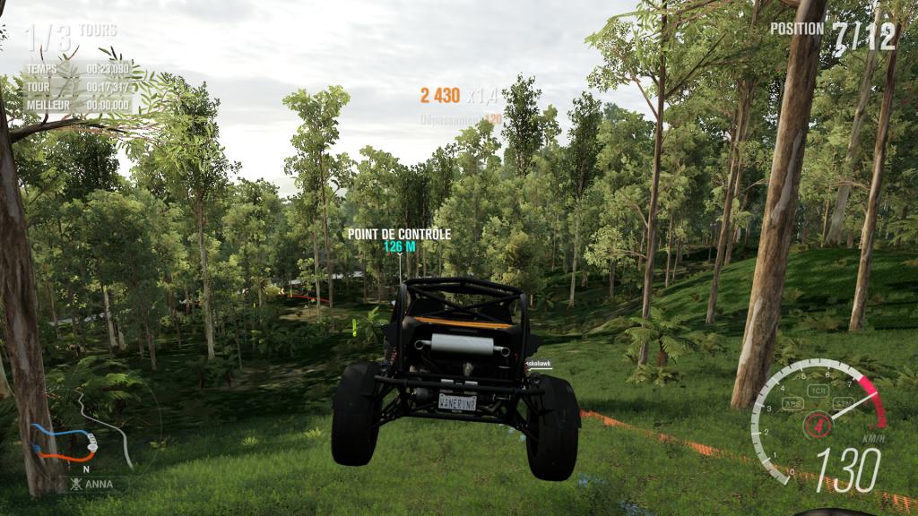 Les buggy (volants), nouveaux types de modèles pilotables