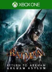 Batman: Return to Arkham – Arkham Asylum