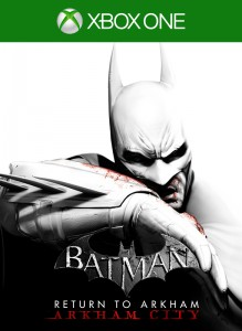 Batman: Return to Arkham – Arkham City