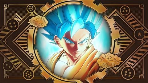 Super Saiyen Blue