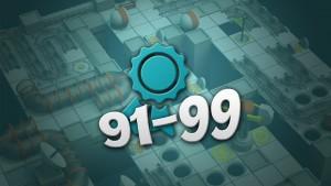 Rank: Going into three-digit