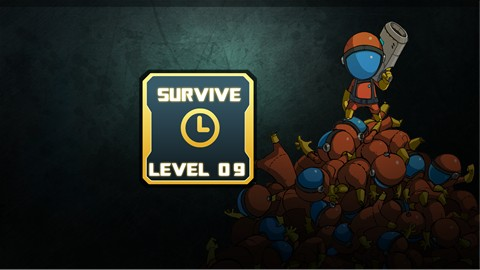 SURVIVOR LEVEL 9