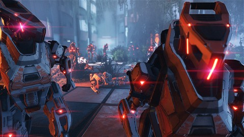 Armée de robots
