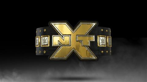 Naissance d'un champion NXT