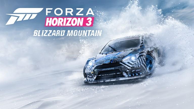 Blizzard Moutain